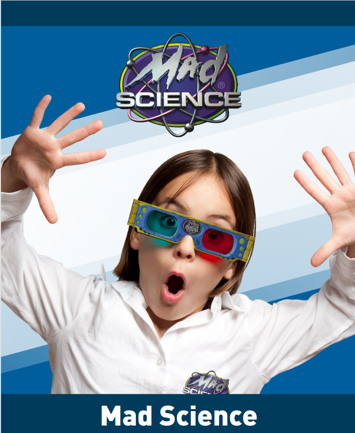 Mad Science Graphic - August 2021