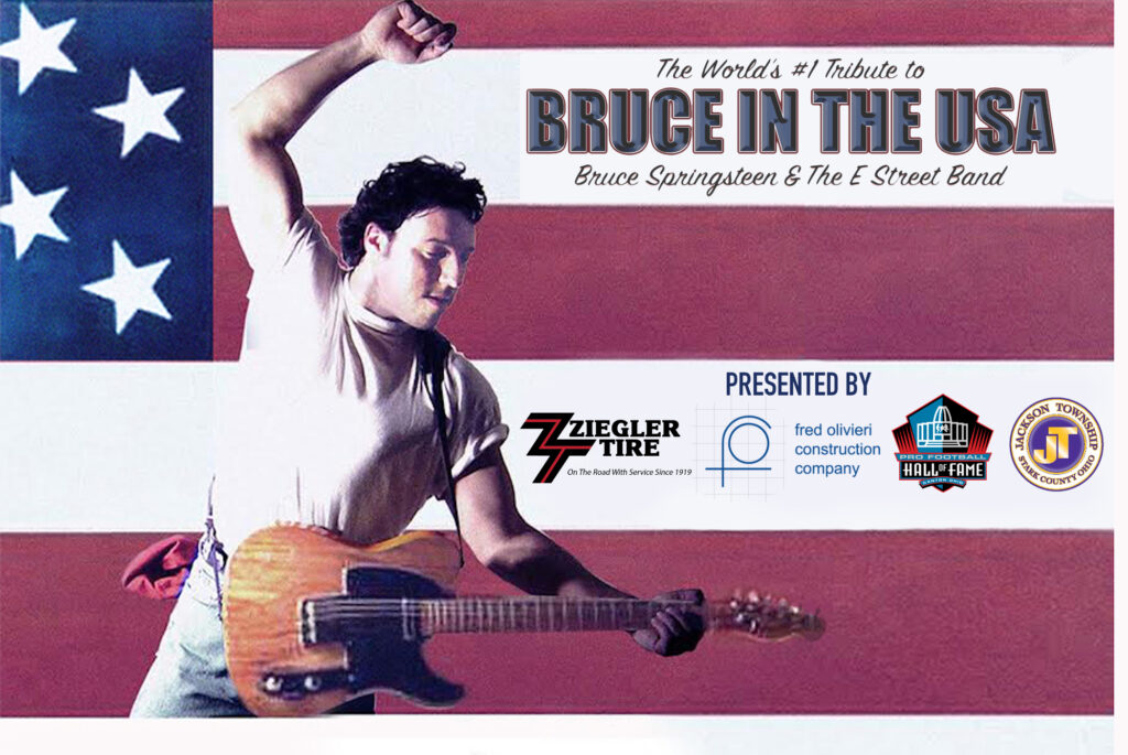 Bruce In The USA - Publicity Images